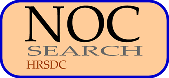 NOC Search HRSDC