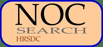 NOC Search HRSDC